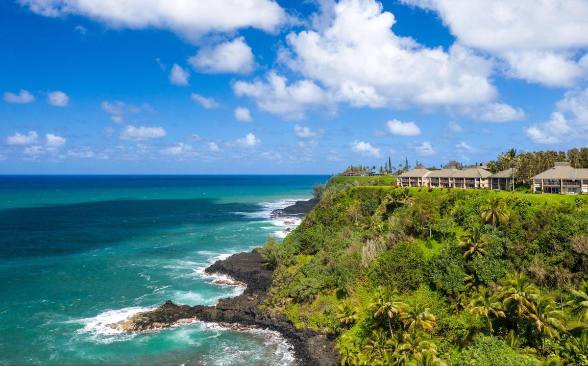 what is my timeshare worth: house on a cliff near the sea