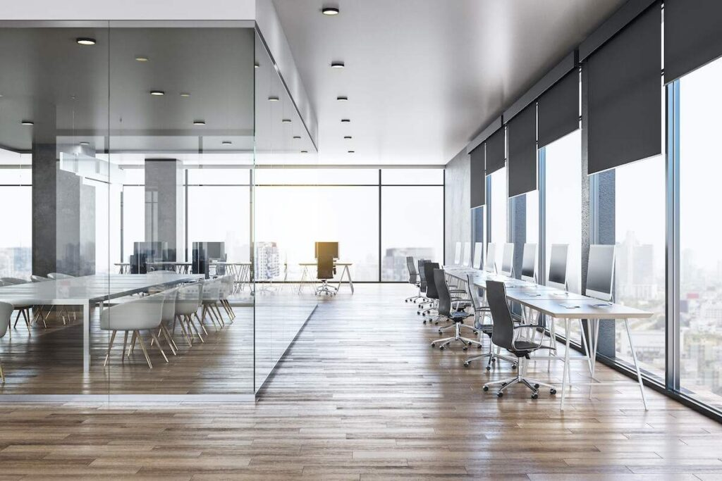 Timeshare Compliance: Empty office