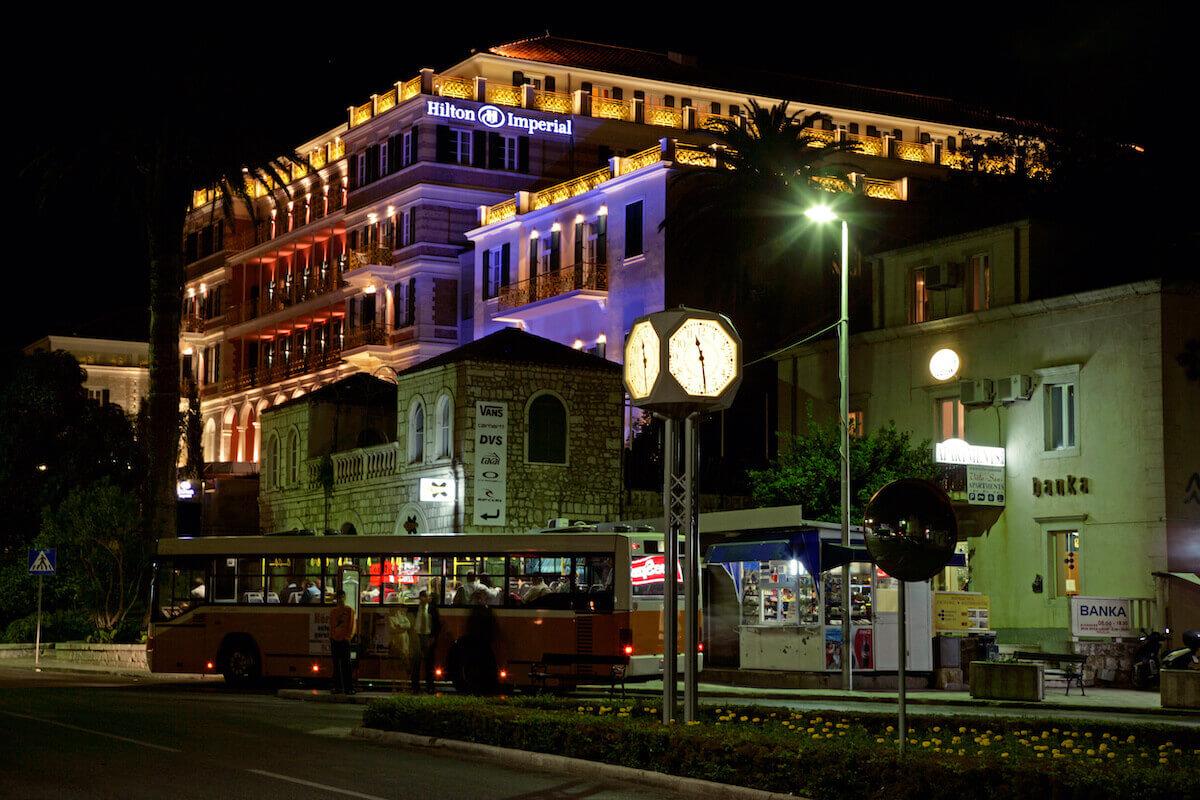 Hilton Grand Vacations: Hilton Imperial building facade